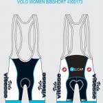 Team Volo Bib Shorts2